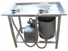 ZS-8平台手动盐水注射机(小型,实验