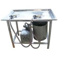 ZS-8平台手动盐水注射机(小型,实