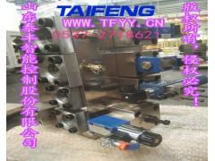 折弯机阀块WC67Y-500TFCV泰丰液压现货