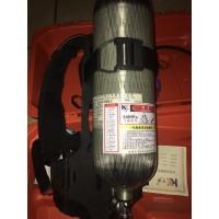 国产6.8L有限空间作业正压空气呼吸器