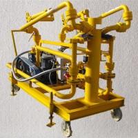 鹤管装卸臂移动泵组金属管