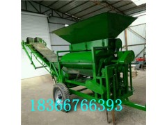 价格低质量好的水稻苗床育秧粉土机厂家 皮带传动粉土机价格