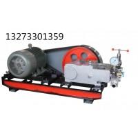 九江电动试压泵主要结构和工作原理