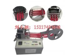 硅胶管剪切机长度准 腰带切带机 辫子绳热剪机速度快