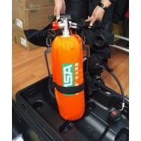 梅思安AX2100 6.8L碳纤维气瓶空气呼吸器