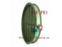 电动玻璃钢蝶阀11