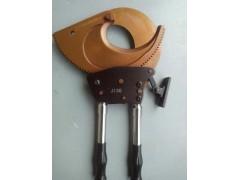 J130齿轮钳报价及厂家 J160电缆剪图