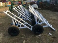 电杆运输车型号规格 电线杆炮车厂家