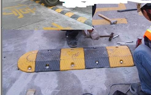 来宾市新型减速带铸钢减速带优惠价