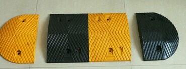 北海橡胶减速带铸钢减速带规格型号