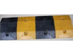 南宁橡胶减速带铸钢减速带厂家直销