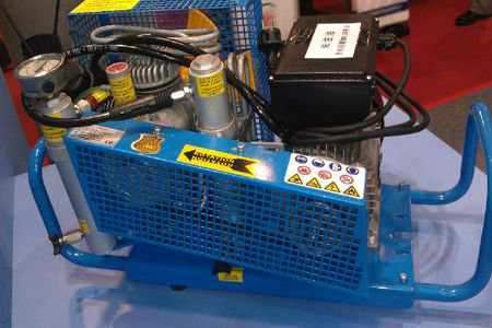 科尔奇MCH6ET标准型呼吸空气压缩机