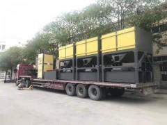 深圳橡胶厂2万风量UV光氧等离子一体机制作要求及外形尺寸