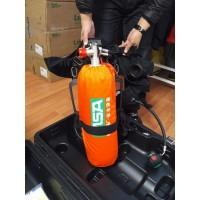 梅思安AX2100正压空气呼吸器瓶表压力显示