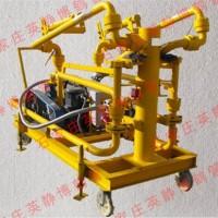移动泵组鹤管装卸臂
