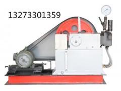 电动打压泵的使用说明及工作原理
