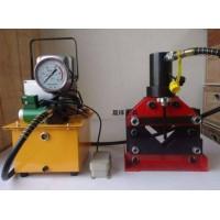 CAC-75角钢切断机参数 液压角钢切断器报价及厂家