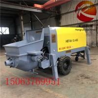 20型混凝土输送泵 大颗粒混凝土输送泵