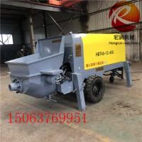 40型混凝土输送泵 大型柴油动力细石砂浆输送泵