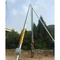 12米立杆机大全 15米三角抱杆制造厂家