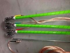 10KV高压接地线规格 10KV高压接地线