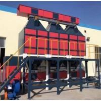 催化燃烧废气处理设备的基本原理