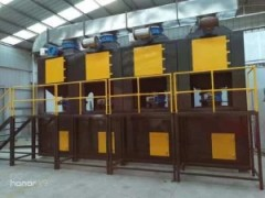 催化燃烧设备内部结构图及工艺原理