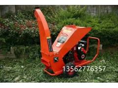 家用汽油秸秆粉碎机小型树枝粉碎机