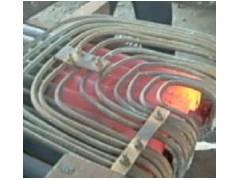 冷拔型钢锻造、挤压加热电炉
