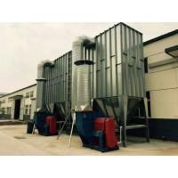 金属加工厂除尘打磨房 打磨吸尘