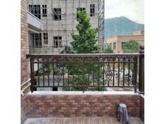 别墅铝艺围墙护栏  阳台护栏定制