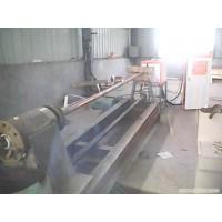 泵管淬火设备  砼泵管内壁淬火机