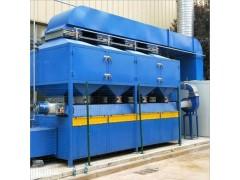 催化燃烧废气处理设备安装分解图及