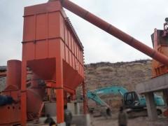 选矿厂振动筛除尘器粉尘风量确定方