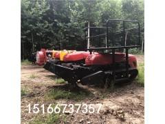 多功能农用柴油微耕机履带式微型摇