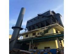 焦化厂除尘器更新地面站除尘器效果