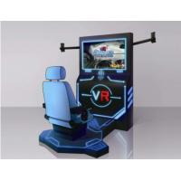 VR汽车模拟驾驶机器出口退运返修流程图