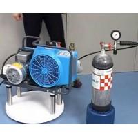 宝华BAUER100高压空气压缩机充气