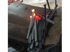 农用车板簧卷耳折弯快速加热炉