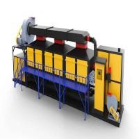 废气处理催化燃烧设备 风量配置