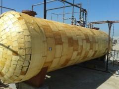 岩棉卷毡彩钢板保温施工队 承包管道