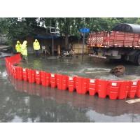 ABS塑料挡水板  红色防汛挡水板