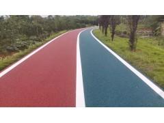 彩色沥青-彩色透水沥青-透水沥青-彩