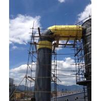 工业机械设备管线外保温承包 硅