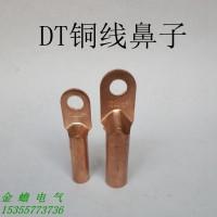非标铜鼻子 DT-6mm铜线鼻子 电缆