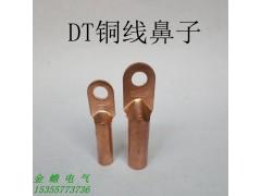 非标铜鼻子 DT-35mm铜线鼻子 电缆镀