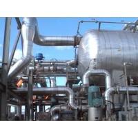 岩棉毡镀锌板设备保温防腐工程