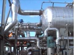 河北化工厂反应釜保温工程 岩棉彩钢