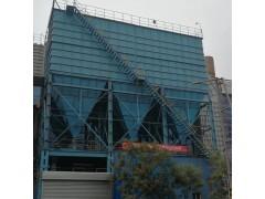 徐州108孔焦化厂布袋除尘器安装现场