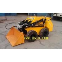小型滑移遥控炼钢炉专用清钢渣机